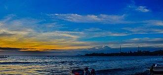 Banten - Tanjung Lesung beach, Pandegelang Regency
