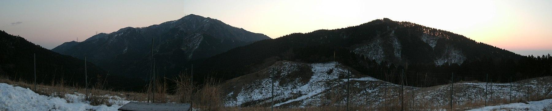 Tannzawa 丹沢 ootama 大山 - panoramio.jpg