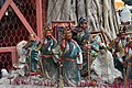 Taoist and Buddhist deities at Lam Tsuen, New Territories, Hong Kong (3) (32763566822).jpg