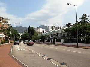 Kowloon Tong - Tat Chee Avenue