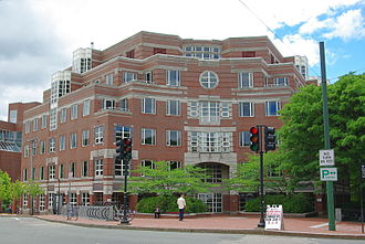 John F. Kennedy School of Government - Taubman Building