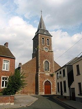 Photo prise à Taviers