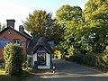 Tea rooms, Burley - geograph.org.uk - 1545363.jpg
