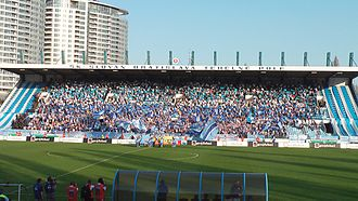ŠK Slovan Bratislava - Tehelné pole