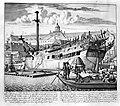 Tekening van het scheepswerfterrein op Oostenburg - Amsterdam - 20022090 - RCE.jpg