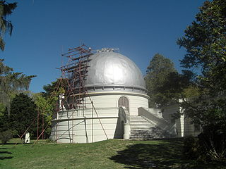 Argentinian astronomical observatory