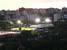 Telus Field evening 2012.jpg