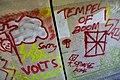 Tempel of Boom graffiti - geograph.org.uk - 1330268.jpg