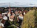 Tennenlohe Kirche St. Maria Magdalena Luftaufnahme (2019).jpg