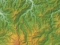 Teragi Caldera Relief Map, SRTM-1.jpg