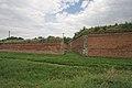 Terezín - Hlavní pevnost, úplné opevnění 16.JPG