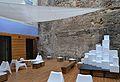 Terrassa i muralla islàmica, edifici al carrer del portal de la Valldigna.JPG