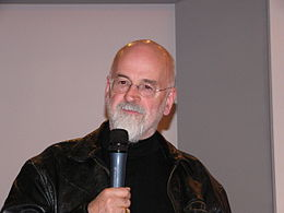 Terry Pratchett in Milan 2007.jpg