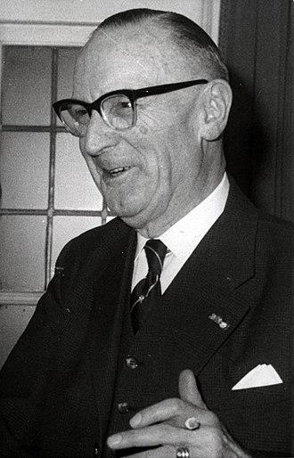 Frans Teulings - Teulings in 1966