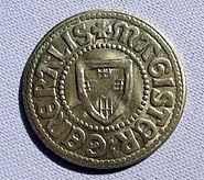 Teutonic Order Coin A ubt