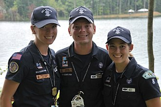 Sea Scout - US Sea Scout leaders in 2013