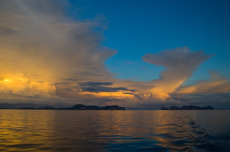 File:Thailand-Shark Point Sunset.jpg