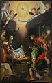 The Adoration of the Shepherds with Saint Catherine of Alexandria MET DT6545.jpg
