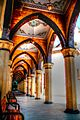 The Arches of Ahmet Yesevi Mosque - panoramio.jpg