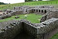 The Baths located outside the fort, considered as the best-preserved Roman military building in Britain, Chesters Roman Fort (Cilurnum), Hadrian's Wall (43845774095).jpg