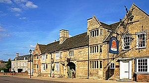 Stilton - The Bell Inn