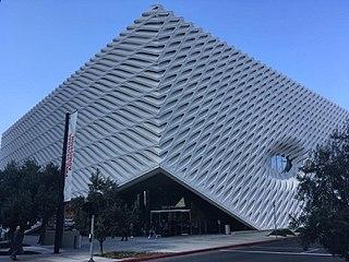 Art museum in California, United States
