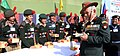 The Chief of Army Staff, General Bipin Rawat interacting with cadets, during his visit to the NCC Republic Day Parade Camp 2018, in New Delhi on January 16, 2018 (1).jpg