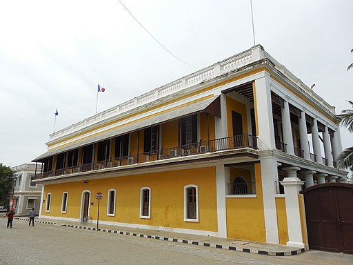 The French Consulate building