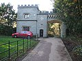 The Gate Way to Blaise Castle Estate Henbury. - geograph.org.uk - 942528.jpg