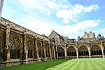 The Great Cloisters, 2012 (6).JPG