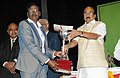 The Minister of State (Independent Charge) for Consumer Affairs, Food and Public Distribution, Professor K.V. Thomas presenting the Efficiency Award (3).jpg