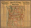 The National Publishing Company's new railroad, post-office and county map of Washington and Oregon (10843835723).jpg