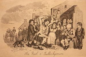 Walter Geikie - The Reel O' Tullochgorum by Walter Geikie