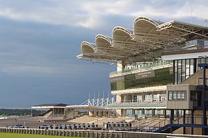 Jockey Club - The Rowley Mile Racecourse, Newmarket, UK
