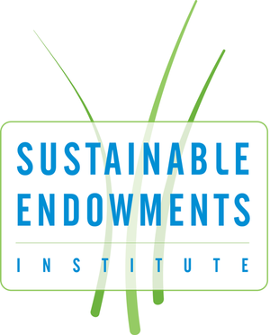 Sustainable Endowments Institute - Image: The Sustainable Endowment Institute's logo