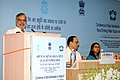 The Union Minister for Rural Development and Panchayati Raj, Dr. C.P. Joshi addressing at the inauguration of the Conference of State Secretaries of Rural Drinking Water Supply and Sanitation, in New Delhi on May 05, 2010.jpg