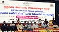 The Vice President, Shri M. Venkaiah Naidu at an event to inaugurate 'Swachhta Hi Sewa' and 'A Crusade for Toilets' Programmes under Swachh Bharat Abhiyan, at Konnur Village, Gadag District, Karnataka.jpg