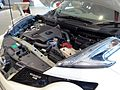 The engine room of Nissan JUKE NISMO RS (CBA-NF15) at Nissan Global Headquarters Gallery.jpg
