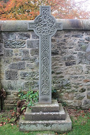 Hugh Macmillan (minister) - The grave of Rev Hugh Macmillan, Dean Cemetery, Edinburgh