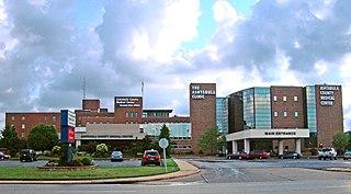 Ashtabula County Medical Center Hospital in Ohio , United States