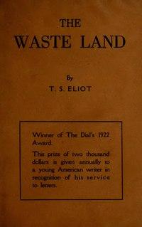<i>The Waste Land</i> Poem by T. S. Eliot