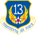 Thirteenth Air Force - Emblem
