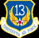Thirteenth Air Force - Emblem