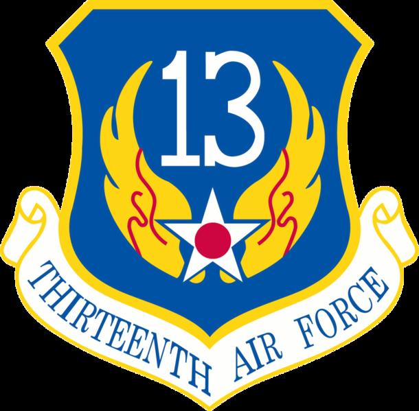 File:Thirteenth Air Force - Emblem.png