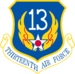 Thirteenth Air Force - Emblem.png