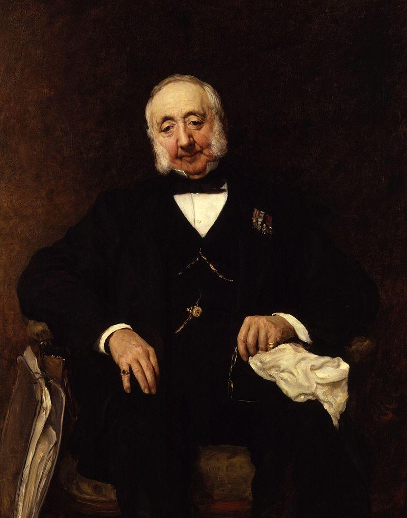 Томас Хоксли сэра Хьюберта фон Херкомера.  Jpg