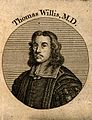 Thomas Willis. Line engraving by W. Read after D. Loggan. Wellcome V0006301ER.jpg