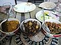 Three veggie chutneys in Delhi (6105018913).jpg