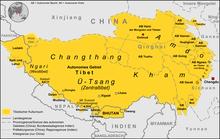 Carte Chine Et Tibet.Tibet Wikipedia