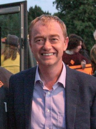 Tim Farron - Farron the day before the 2017 General Election